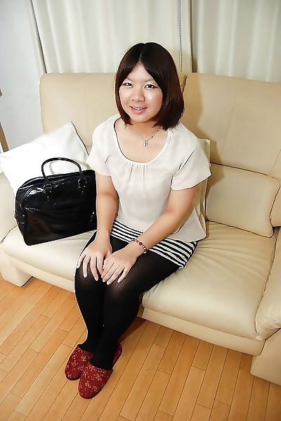 Naughty asian teen with..