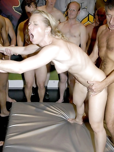 Hot amateur wives fucked and..