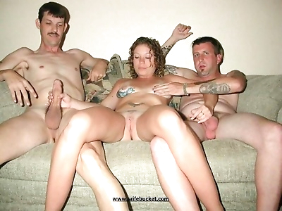 Amateur wives getting fucked..