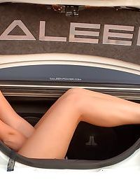 Heavenly gorgeous blonde alison angel naked - part 5462